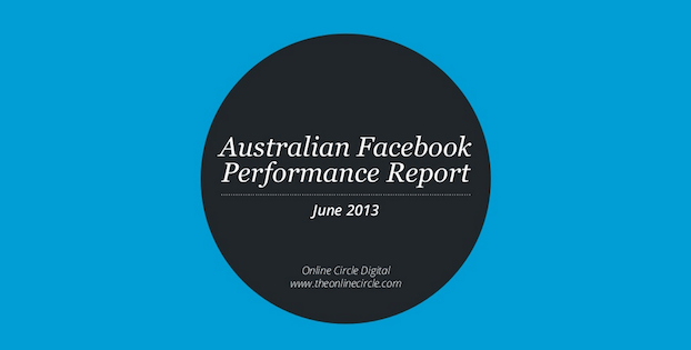 Australian Facebook Performance - via Online Circle