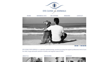 eye clinic for animals